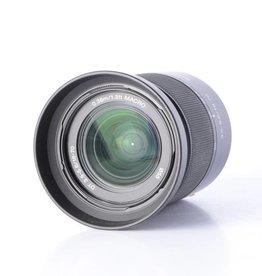 Sony Sony 18-70mm f/3.5-5.6 Macro Lens *