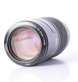 Minolta Minolta 70-210mm F4 AF Zoom *