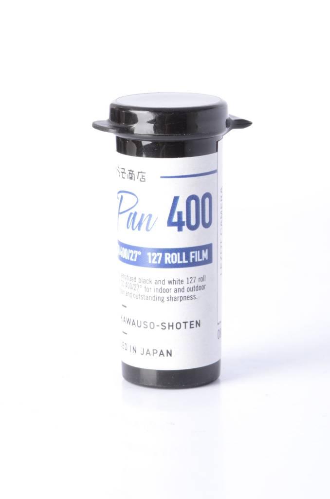ReraPan 400 127 BW Film Medium Format