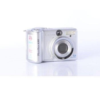 Canon Powershot A95 Digital Camera *