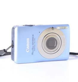 Canon Canon Powershot SD1300 IS - Azul *