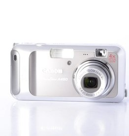Canon Canon A460 Point and Shoot Camera *