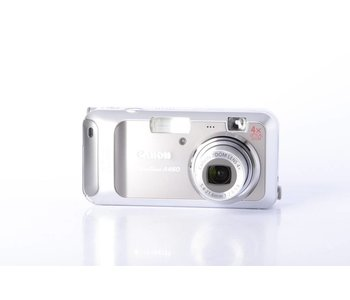 Canon A460 Point and Shoot Camera *