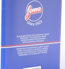 Foma Foma 312 8x10 Resin Coated MATTE Paper 25 Sheet