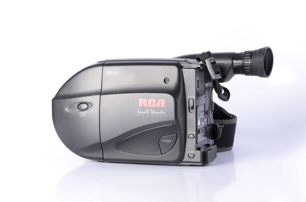 RCA RCA Small Wonder VHS-C Camcorder