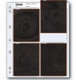 Printfile Printfile 4x5 Sheets 45-4B 25pack