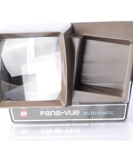 Panavue Pana-Vue Automatic Slide Viewer | GAF with AC Adapter *
