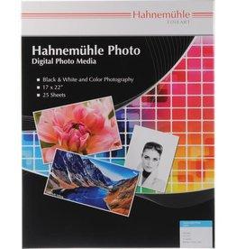 """Hahnemuhle Hahnemuhle Photo Luster 17x22"""", 25 sheets"""