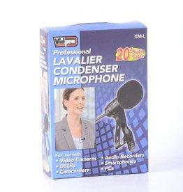 VidPro Pro Lavalier Condenser Microphone *