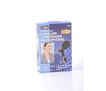 Pro Lavalier Condenser Microphone *