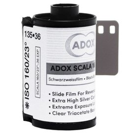 Adox Adox Scala 160 ISO BW Reversal Film 35mm x 36 exp Film *