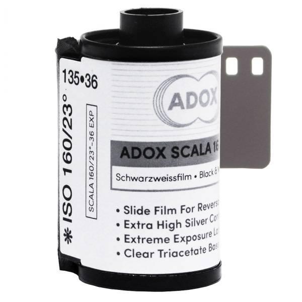 Adox Adox Scala 160 ISO BW Reversal Film 35mm x 36 exp.