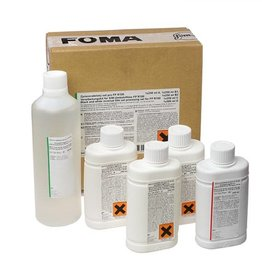 Foma Foma Black and White Reversal Processing Kit for Fomapan R100