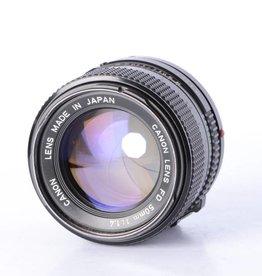 Canon Canon 50mm 1.4 FD Prime Lens *