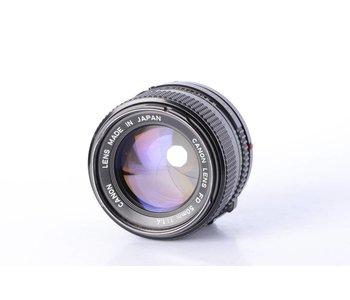 Canon 50mm 1.4 FD Prime Lens *