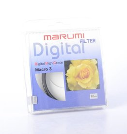 Marumi Marumi 62mm DHG Macro 3 Filter *