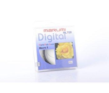 Marumi 62mm DHG Macro 3 Filter *