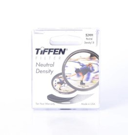 Tiffen Tiffen Neutral Density ND .9 (3 Stop) 52mm Filter *