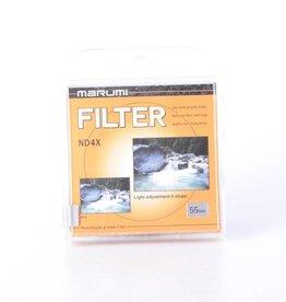 Marumi Marumi 55mm ND4 (2 stop) Filter *