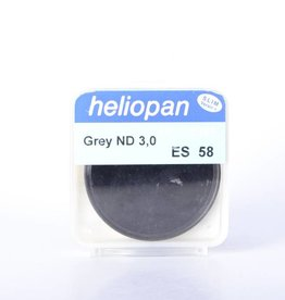 Heliopan ND 3.0 10x 58mm Filter *