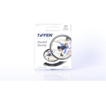 Tiffen Neutral Density ND .9 (3 Stop) Filter 72mm *