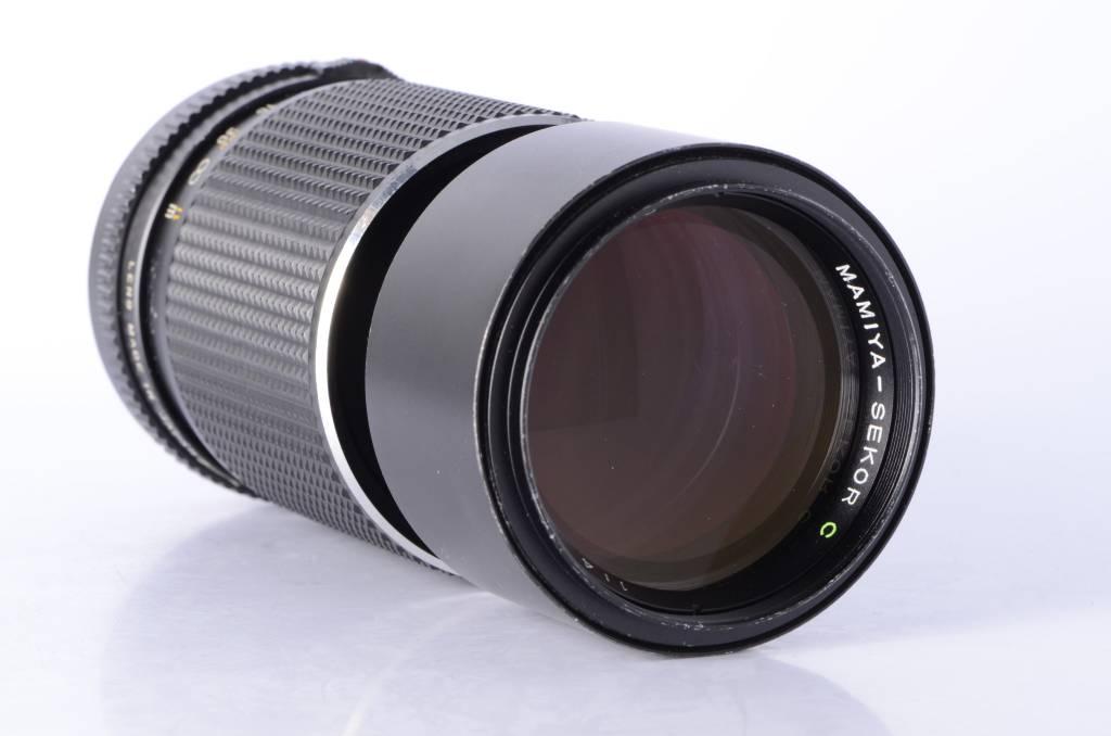 Mamiya Mamiya 210mm F/4 C telephoto lens