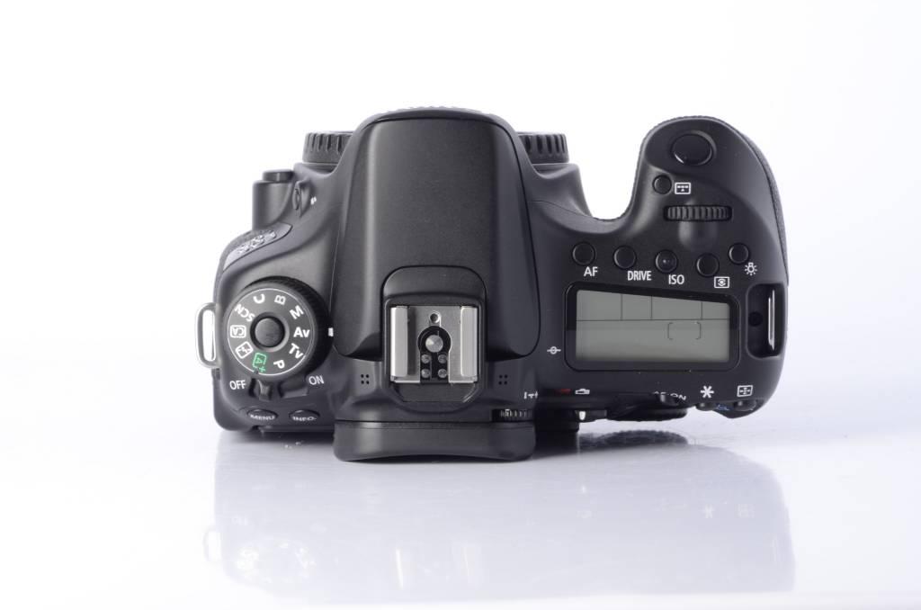 Canon Canon 70D Sn: 032021006312