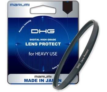 Marumi DHG 72mm Lens Protector Filter *