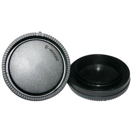 DLC Sony E Mount NEX Rear Lens Cap *