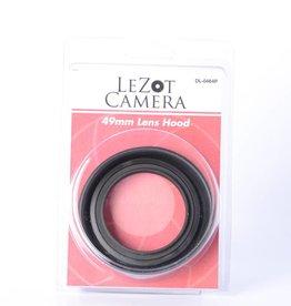 DLC DLC LeZot Rubber Lens Hood 49mm *