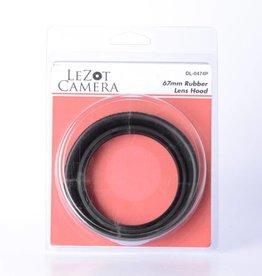DLC DLC LeZot rubber Lens Hood 67mm *