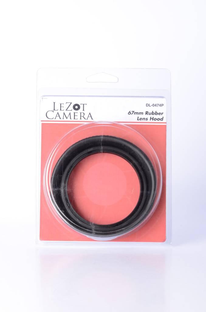 DLC DLC LeZot rubber Lens Hood 67mm