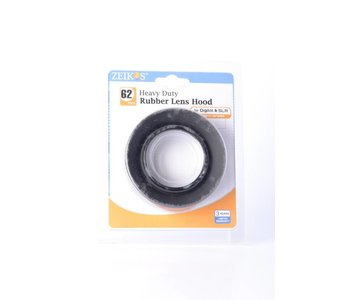 DLC LeZot 62mm Rubber Lens Hood *