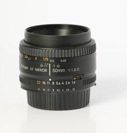 Nikon Nikon 50mm f/1.8 D Autofocus lens