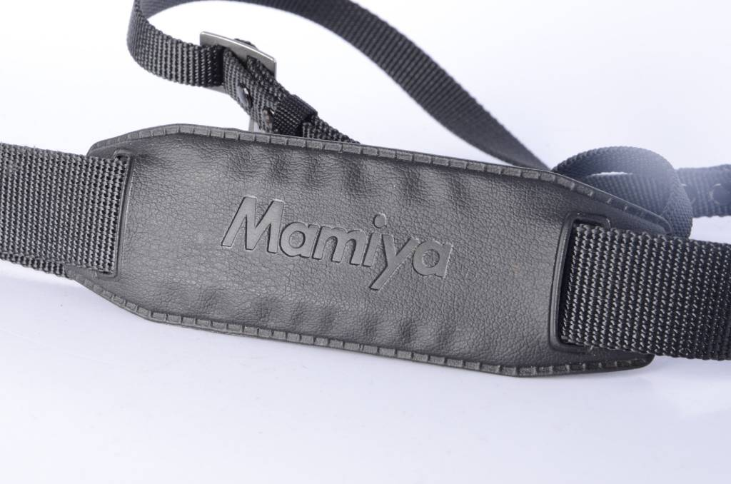 Mamiya Genuine Mamiya Neck Strap w/ Lugs Ring for M645 1000s