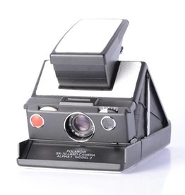 Polaroid Polaroid SX-70 Alpha 1 Model 2 White Camera *