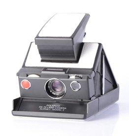 Polaroid Polaroid SX-70 Alpha 1 Model 2 White Camera *