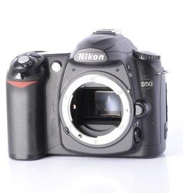 Nikon Nikon D50 6.1Mp Digital SLR Nikon F Mount Camera Body  *