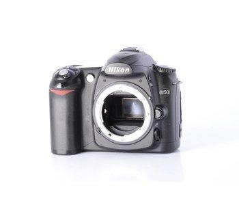 Nikon D50 6.1Mp Digital SLR Nikon F Mount Camera Body  *