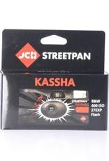 Japan Camera Hunter JCH StreetPan Kassha Black and White ISO 400 Single Use Camera
