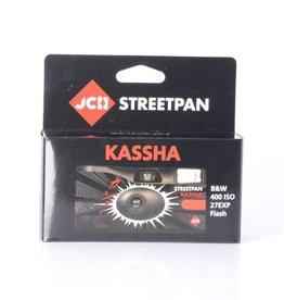 Japan Camera Hunter JCH StreetPan Kassha B&W 400 ISO Single Use Camera