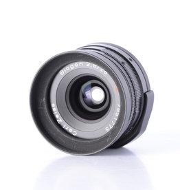 Contax Contax 28mm f/2.8 Black Lens for G1 G2 Cameras *
