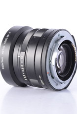 Contax Contax 45mm f/2 Black for G1 G2 SN: 7803393