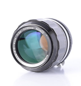Nikon Nikon Nikkor-P.C 105mm f/2.5 Lens *