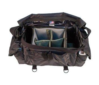 Domke F-2 Original Shoulder Bag Limited Edition Ripstop Nylon (Black) *