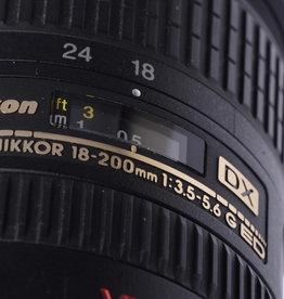 Nikon Nikon 18-200mm AF-S 3.5-5.6 G ED DX VR Nikkor