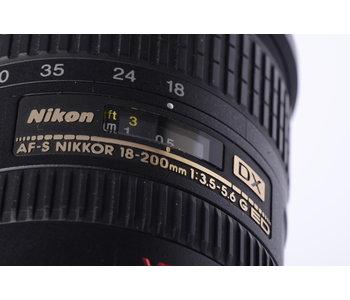 Nikon 18-200mm AF-S 3.5-5.6 G ED DX VR Nikkor