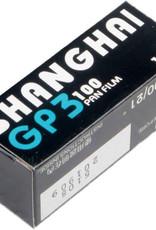 Shanghai Shanghai GP3 100 ISO 120 Roll Film