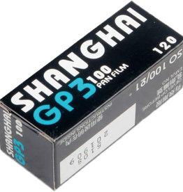 Shanghai Shanghai GP3 100 ISO 120 Roll Film *