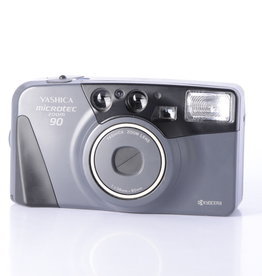 Yashica Yashica Microtec Zoom 90 | 35mm Point and Shoot *